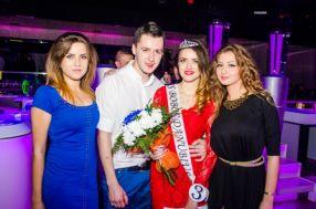 Miss și Mister Boboc Danubius 2012 - Oana Sorina Tănase și Adrian Tănase