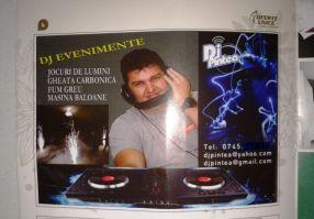 DJ Pintea din Galați bagă
