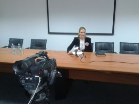 Ramona Mănescu a fost lăsată amanet la Galați