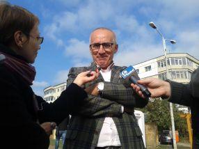 Primarul Marius Stan nu a plătit bilet la Gala Superkombat Galați 2013 dedicată sinistraților