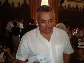 Luciano Tudor, fost director-dezastru al SC Drumuri și Poduri Galați