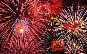 Mai nou, în Noul Galați o ardem numai în focuri de artificii