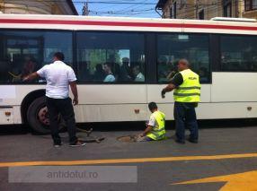 Angajații Apă Canal sunt gata să demonteze și un autobuz