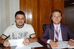 Ion Cordoneanu și Ștefan Baltă s-au apucat de fonduri europene