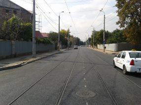 Chiștocul de stradă de pe Basarabiei care a fost dat în folosință astăzi