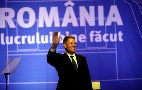 Doamnelor și domnilor, noul președinte al României - Klaus Iohannis