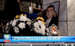 Cătălin Chelu a fost înmormîntat sîmbătă, la Craiova