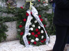 Nașterea poetului nu a fost aniversată, ci comemorată cu coroane de flori