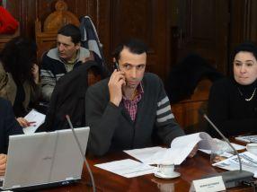 Consilierul județean PSD Galați, Dorin Butunoiu, o fi el antipatic, dar de data asta a căzut victimă răzbunării tembele a lui Bacalbașa