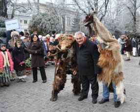 Ba capră, Bacalbașa, ba urs