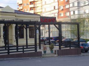 Cafe no. 9, un nume de cafenea ales din puțul gîndirii