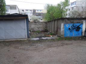Un garaj din Galați nerevendicat și neimpozitat de nimeni în ultimii 20 de ani