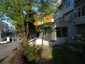 De la un banal balcon a ajuns pînă la trotuar, în Mazepa 1, la stradă
