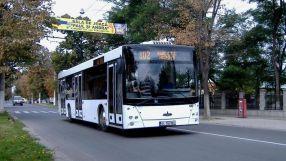 Greva maxi taxi din Galați a pus Transurb într-o situație limită, pe care deocamdată nu are cu ce o gestiona