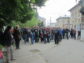 Cetățeni incluși în programul local Noul șomer din Galați