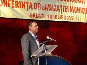 Consilierul local Cristian Dima, înainte să fie umilit de primarul Marius Stan