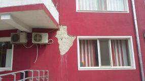 O clădire și o instituție cu probleme