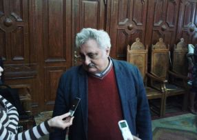Nicolae Bacalbașa, un președinte cu apucături de paznic