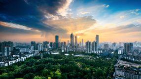 Așa arată Wuhan, oraș cu care Galațiul s-a înfrățit parcă la mișto