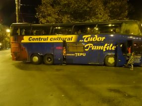 Așa arată autocarul comunei Țepu