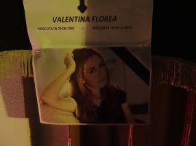Valentina avea numai 28 de ani