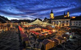 Sibiu de sărbători 2015