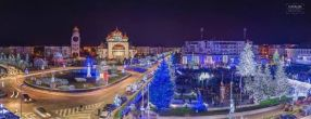 Orașul Mioveni, de sărbători 2015