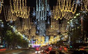 Bucureștiul de sărbători 2015