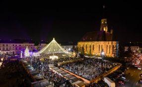 Cluj Napoca de sărbători 2015