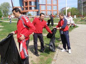 Dorin Butunoiu s-a săturat să strîngă gunoiul prin PSD