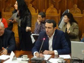 Dorin Butunoiu își va pierde mandatul de consilier județean PSD