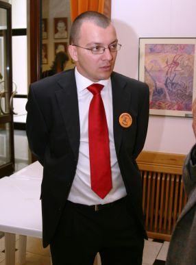 Mihail Boldea, pe vremea cînd era deputat PDL Galați