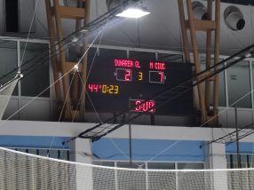 Scorul final, 7-2 pentru ciucani, nu mai necesită alte comentarii