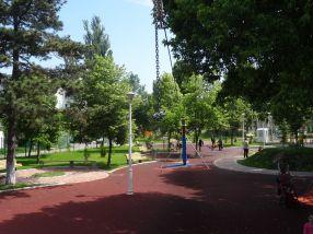 Tiroliana din Orășelul Copiilor a fost rezolvată de vandali