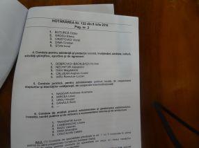 Nicolae Bacalbașa, în capul Comisiei de Cultură din CJ Galați (comisia nr. 4)