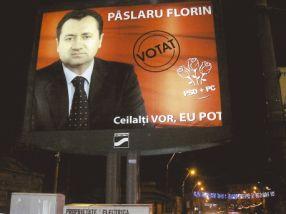 Florin Pâslaru: ceilalți vor, eu pot să fur cît vrea mușchiul meu, fără să ajung la pușcărie