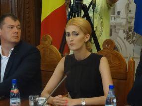 Andreea Anamaria Naggar a devenit consilier județean din partea PSD Galați, în iunie 2016