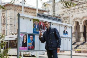 În campania electorală din iunie 2016, candidatul Dorin Butunoiu poza în independent și se declara scîrbit de partidele politice