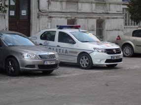 Polițiștii erau gata să intervină în cazul în care protestul o lua razna