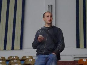 Ucraineanul Donika a fost prezent în tribune, sîmbătă seară