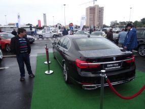 Modelul BMW 740d, care costă 99.700 de euro, cu tot cu TVA
