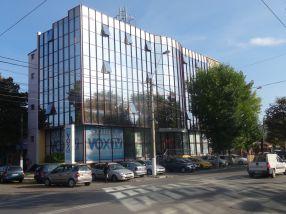 Clădirea de pe b-dul G. Cosbuc, în care functionează Vox TV Galati, apartine familiei Durbacă