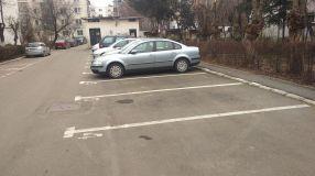 Primăria Galati a făcut un regulament pentru ocuparea (cumpărarea) locurilor în parcările resedintă