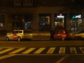 Agentul de pază de la firma MMA făcea loc în parcare numai masinilor smecherilor din PSD Galati