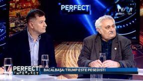 Deputatul Nicolae Bacalbasa: ''Donald Trump e pesedist!''