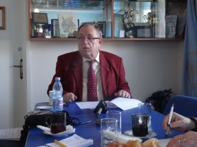 Marian Filimon s-a lăudat că datorită lui Ambasadorul SUA, Hans Klemm, va vizita Galatiul