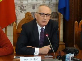 Fostul primar Marius Stan s-a mutat la Bucuresti