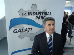 Costică Voicu, directorul Parcului Industrial Galati, zis si Zero Barat