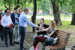 În campania electorală, candidatul Ionut Pucheanu spunea că Galatiul are nevoie de investitii
