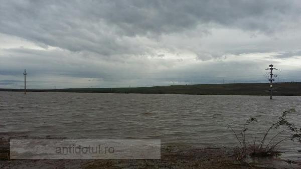 Se schimbă geografia: DN 25 se varsă în mare iar localitatea Vameș a devenit port